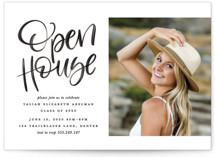 Open House Invitation by Brooke Chandler