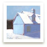 Linen Snow