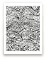 Ebb and Flow Ink Lines