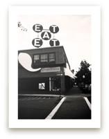 urban eats Art Prints