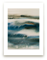 Blue Embrace / Sky over Ocean