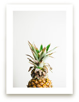 Pining for Pineapple Art Prints