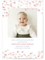 Heart Confetti Grand Valentine's Day Cards