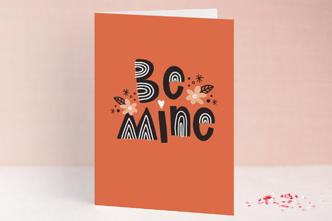 Be Mine XOXO Valentine's Day Greeting Cards