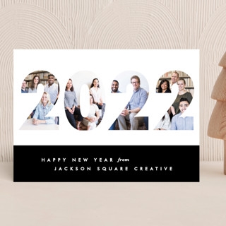 Yearbook Business Holiday Cards