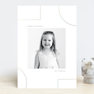 Diamante Gloss-Press™ Holiday Cards