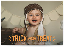 Sweet Treat Halloween Cards