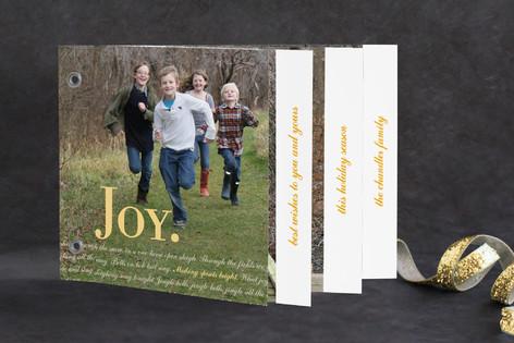 Holiday Nostalgia Holiday Minibook™ Cards