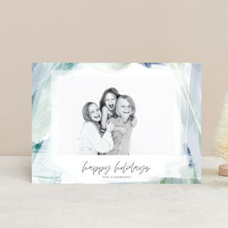 Wintry Window Holiday Petite Cards