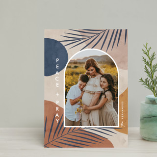 Terracotta Holiday Petite Cards