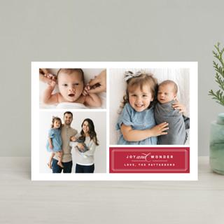 Classic Trio Holiday Petite Cards