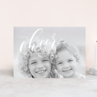 A Cheer to 2019 Holiday Petite Cards