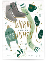 Winter Wishes by Rebecca Durflinger