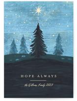 Hope Shines Holiday Petite Cards