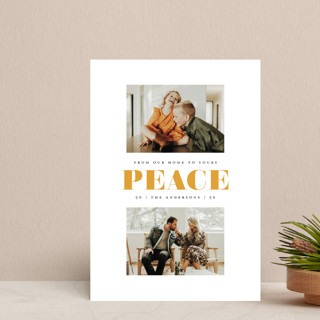 great peace Holiday Petite Cards