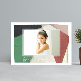 Color Collage Holiday Petite Cards