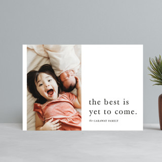 Yet to Come Holiday Petite Cards