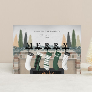 Hearth Wishes Holiday Petite Cards