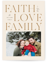 Faith & Love & Family by Robert and Stella