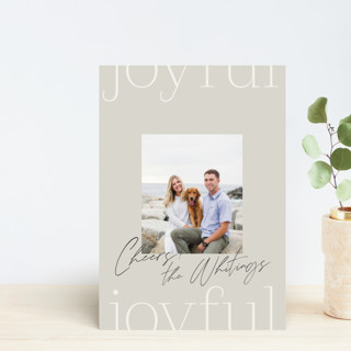 2020 Stack Holiday Petite Cards