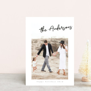 Signature Style Holiday Petite Cards