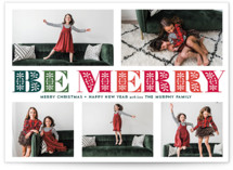Ornate Be Merry by Coco and Ellie