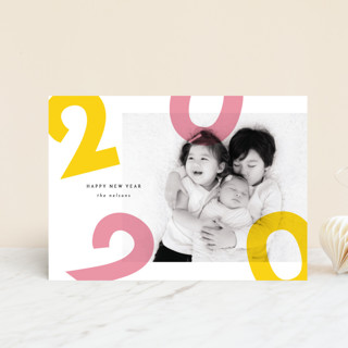 Colorful Fun Holiday Petite Cards