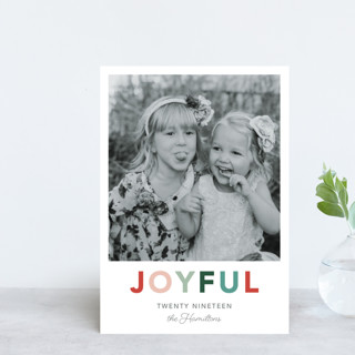 Cheerful Holiday Petite Cards