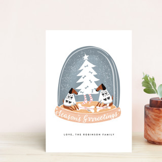 Doggy Holidays Holiday Petite Cards
