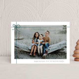 Gift Wrapped Holiday Petite Cards