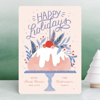 Bundting Holiday Cards