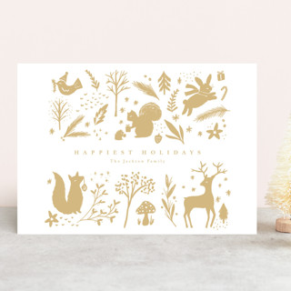 choux Holiday Cards