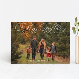 abundantly written Holiday Postcards