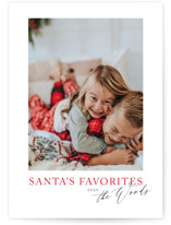 Santa's Favorites by Snow and Ivy