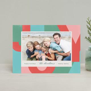A Block of Joy Holiday Postcards