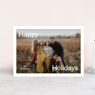 Ad Holiday Postcards