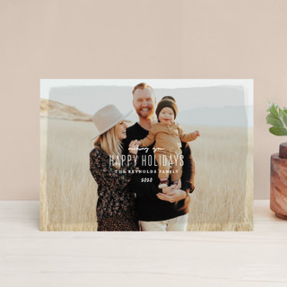 Heirloom Holiday Holiday Postcards