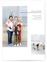 Split Frame Holiday by Becca Thongkham