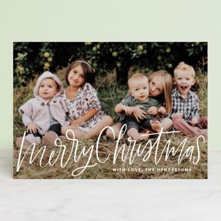 Christmas Merriment Holiday Postcards