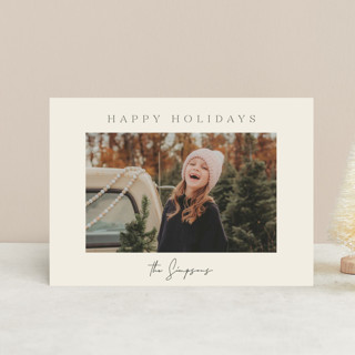 The Classic Holiday Postcards