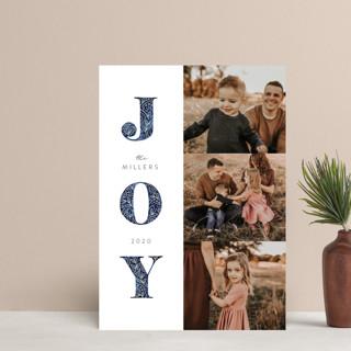 Decorated Joy Holiday Postcards