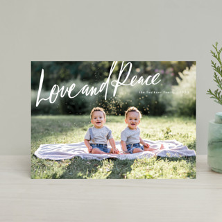 Chirography Holiday Postcards