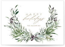 Holiday Laurels by Leah Bisch