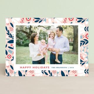 Mod Flor Holiday Postcards