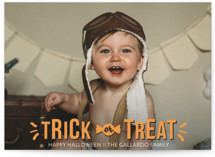 Sweet Treat Halloween Postcards