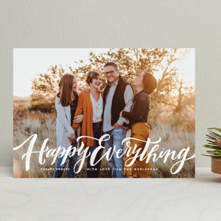 Wonderfully Merry Holiday Photo Cards