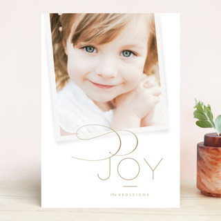 Dolce Holiday Photo Cards