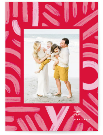finding joy Holiday Photo Cards
