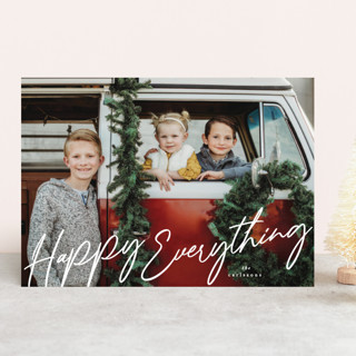 bourbon Holiday Photo Cards