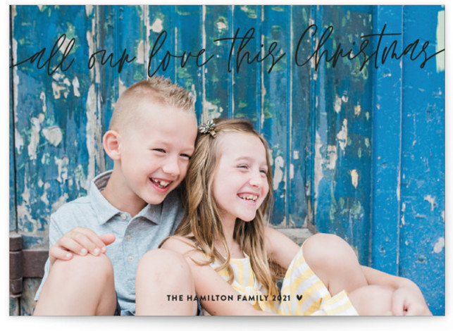 Love this Christmas Holiday Photo Cards